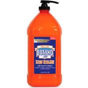Boraxo® Orange Heavy Duty Hand Cleaner, 3 Liter Pump Bottle, 4/Case - DIA 06058