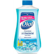 Dial Complete® Foaming Hand Wash Refill, Spring Water Scent, 32 oz. Bottle, 6/Case - 09027