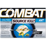 Combat® Ant Killing Bait Stations, 6 Stations/Box, 12 Boxes - 45901