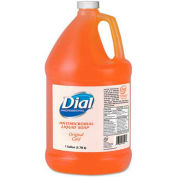 Dial® Professional Gold Antimicrobial Soap, Floral Fragrance, Gallon Bottle - 88047
