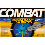 Combat® Source Kill MAX Ant Killing Gel, 27g Tube, 12 Tubes - DIA05457