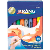 Prang 100 Crayons Made with Soy, 16 Colors/Box