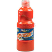 Prang 10702 Washable Paint, Orange, 16 oz
