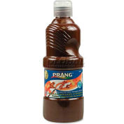 Prang 10708 Washable Paint, Brown, 16 oz