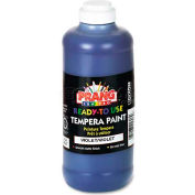 Prang 21606 Ready-to-Use Tempera Paint, Violet, 16 oz