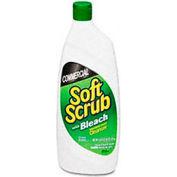 Soft Scrub Disinfectant Cleanser - 6/36-oz. Bottles - DPR15519CT