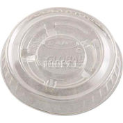 Dart® Portion Cup Lids for 1/2-1 Oz. Containers, Clear, 125/Sleeve
