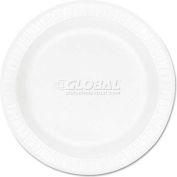 """Plate,Foam,Concord,9"""",White"""