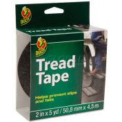 """Duck 1027475 Tread Tape, 2"""" x 5 yds, 3"""" Core"""