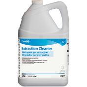 Diversey™ Carpet Extraction Cleaner Floral Scent, Gallon Bottle 4/Case - DVO03844