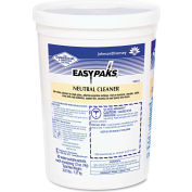 Easy Paks® Neutral Floor Cleaner Pine, 90 .5oz Packets/Tub 1/Case - DVO90653EA