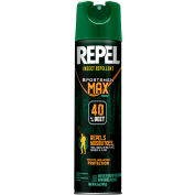 Repel Sportsmen Max Formula Insect Repellent, 6.5 oz. Aerosol Spray, 12 Cans - 00384