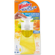 Windex® Touch-Up Cleaner Citrus Scent, 10oz Bottle 4/Case - DVOCB703537CT