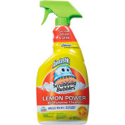 Fantastik® Lemon Power Antibacterial Cleaner, 32oz Trigger Bottle 1/Case - DVOCB716301