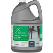 Diversey Floor Science Spray Buff, Gallon Bottle, 4 Bottles - 540458