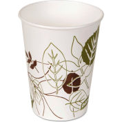 Dixie® Pathways Polycoated Paper Cold Cups, 9 oz, 100 per Pack