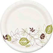 "Dixie Ultra® Pathways Heavyweight Paper Plates, 5 7/8"", White, 500 Pack"