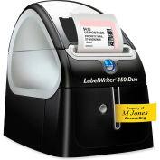 "Dymo® LabelWriter® 450 Duo, 5-1/2"" X 7-7/8"" X 7-1/4"""
