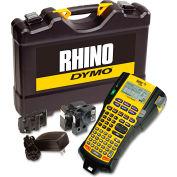 "DYMO® Rhino 5200 Industrial Label Maker Kit, 5 Lines, 4-9/10""W x 9-1/5""D x 2-1/2""H"