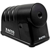 X-ACTO® PowerHouse Desktop Electric Pencil Sharpener, Black