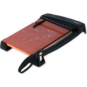 """X-ACTO® Heavy-Duty Guillotine Paper Trimmer, Wood Base, 12""""x15"""""""