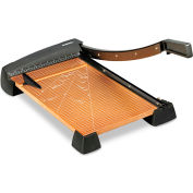 """X-ACTO® Heavy-Duty Guillotine Paper Trimmer, Wood Base, 12""""x18"""""""