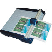 "X-ACTO® Rotary Paper Trimmer, 10 Sheets, Metal Base, 11"" X 12"""
