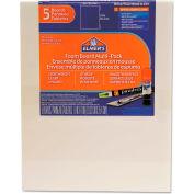 """Elmer's® Pre-Cut White Foam Board Sheets, 8"""" x 10"""", 5/PK"""