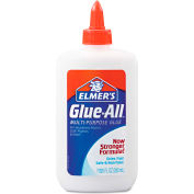 Elmer's® Glue-All White Glue, Repositionable, 7.625 oz
