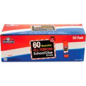Elmer's® Washable All Purpose School Glue Sticks, Clear, 60/Box