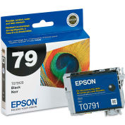 Epson® T079120 Claria Ink, 470 Page-Yield, Black