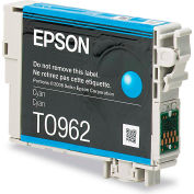 Epson® T096220 (96) Ink, 430 Page-Yield, Cyan