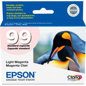 Epson® T099620 (99) Claria Ink, 450 Page-Yield, Light Magenta