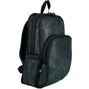 Eastsport® Mesh Backpack, 12 x 17 1/2 x 5 1/2, Black