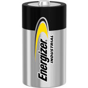 Energizer Industrial C Alkaline Batteries - Pkg Qty 12