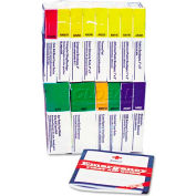 First Aid Only 740016 ANSI Compliant First Aid Kit Refill for 16 Unit First Aid Kits