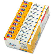 "First Aid Only AN-101 First-Aid Refill Fabric Adhesive Bandages,1"" x 3"", 16/Pack"