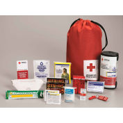 First Aid Only RC-620 American Red Cross Personal Safety Pack for One Person, Nylon Backpack