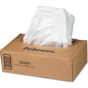 Fellowes® AutoMax Waste Bags, 16 gal-20 gal, 50/Bx
