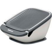 Fellowes® I-Spire Series Tablet SuctionStand, 5 x 5 3/4 x 3 3/8, White/Gray