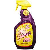 Sparkle Glass Cleaner - 33-4/5 oz. Trigger Bottle - FUN20345