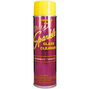 Sparkle Glass Cleaner - 20-oz. Aerosol Can - FUN20620