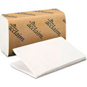 Acclaim 1-Fold Paper Towel, 10-1/4 x 9-1/4, White, 250/Pack, 16/Carton - GEP20904