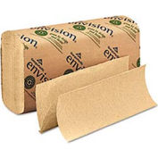 Acclaim Multifold Paper Towel, 9-1/4 x 9-1/2, Brown, 250/Pack, 16/Carton - GEP23304