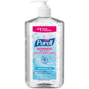 Purell Advanced Pump Bottle Instant Hand Sanitizer, 20 oz. - 3023-12