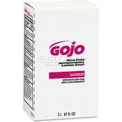 GOJO® GOJ7220 RICH PINK Antibacterial Lotion Soap Refill,2000 mL,Pink,4/Carton