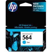 HP 564 Cyan Original Ink Cartridge