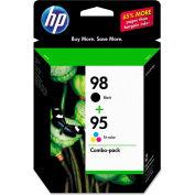 HP 98; HP 95 Tri-Color 2-pack Original Ink Cartridges
