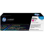 HP® HP 824A, (CB383A) Magenta Original LaserJet Toner Cartridge