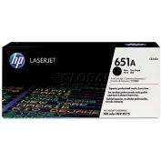 HP CE340A, 651A, Toner, 13500 Page-Yield, Black